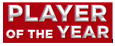 player of the year logo